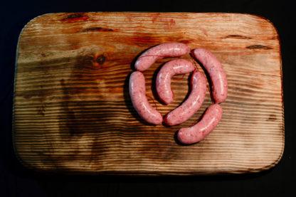 Chorizo criollo elaboración artesanal