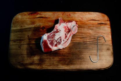 Hueso del carnicero de ternera